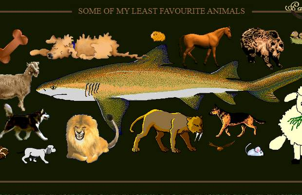 least favorite animals