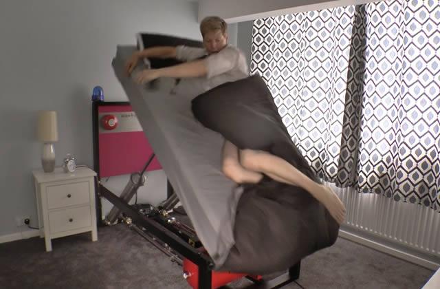 Le lit éjectable, solution miracle pour les levers difficiles?