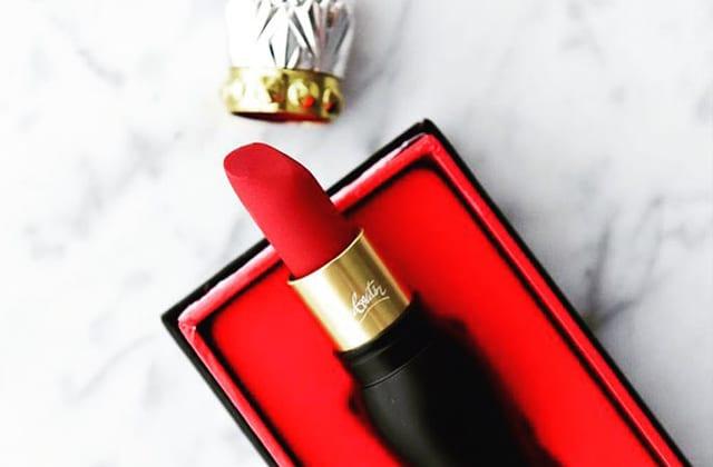 Louboutin dévoile son premier rouge à lèvres