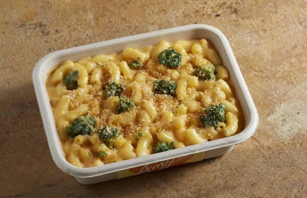 mac and cheese végétarien