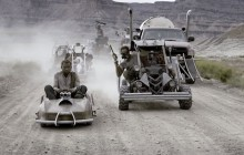 « Mad Max : Fury Road » recréé avec des karts et du paintball