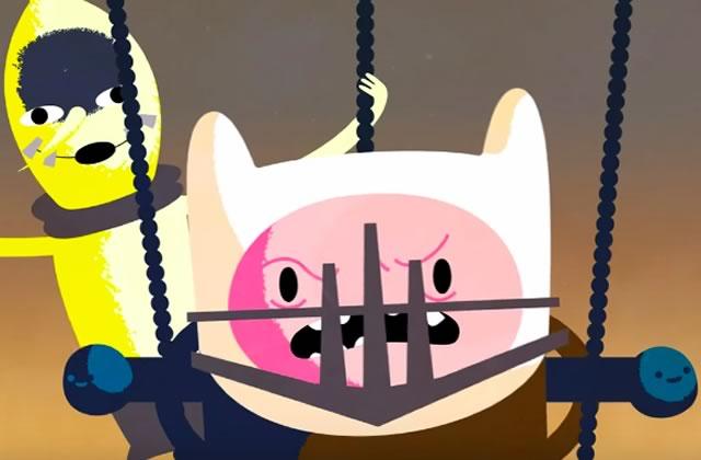 «Mad Max Fury Road» rencontre «Adventure Time» dans un mashup de qualité