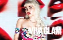 Miley Cyrus crée un nouveau rouge à lèvres pour Viva Glam !