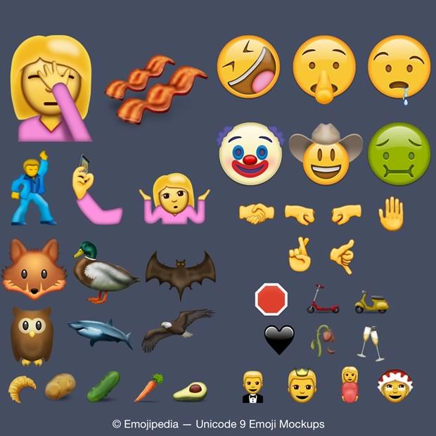 nouveaux-emojis-2015 la fete