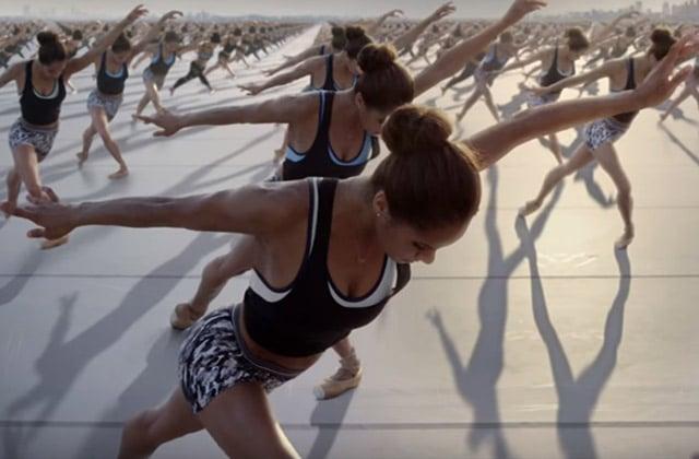 La passion du sport et la beauté du dépassement de soi au cœur d'une superbe publicité