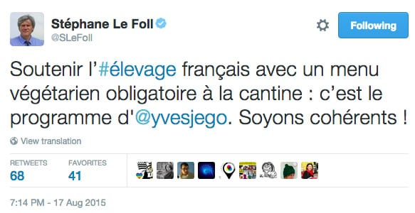 stephane-le-foll-vegetarisme