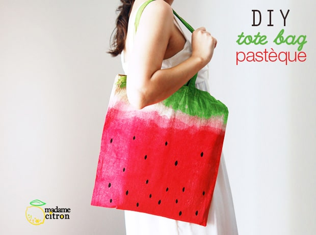 tote-bag-pastèque-DIY
