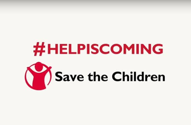 Benedict Cumberbatch présente «Help is Coming», un programme d'aide aux réfugiés