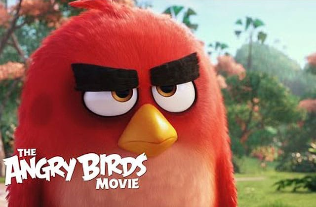 «Angry Birds» le film a sa bande-annonce officielle!