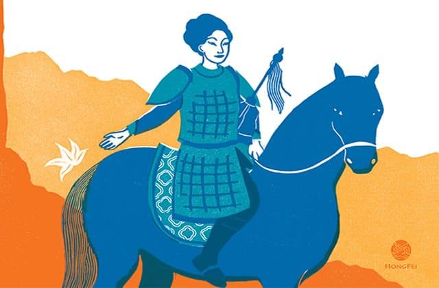 L'album «La Ballade de Mulan», une légende traditionnelle aux valeurs modernes