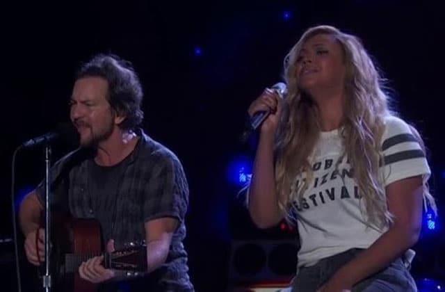Beyoncé et Eddie Vedder reprennent «Redemption Song» de Bob Marley