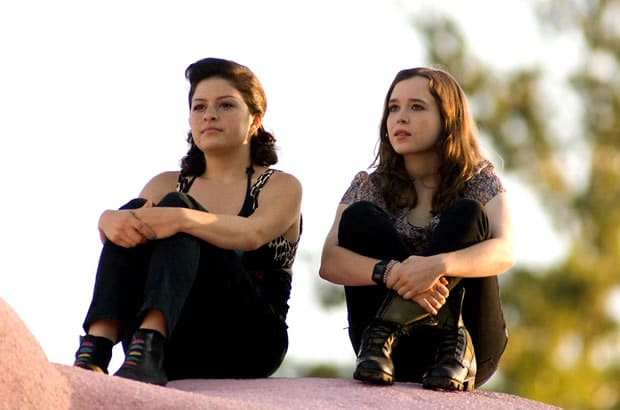 bliss film ellen page friends