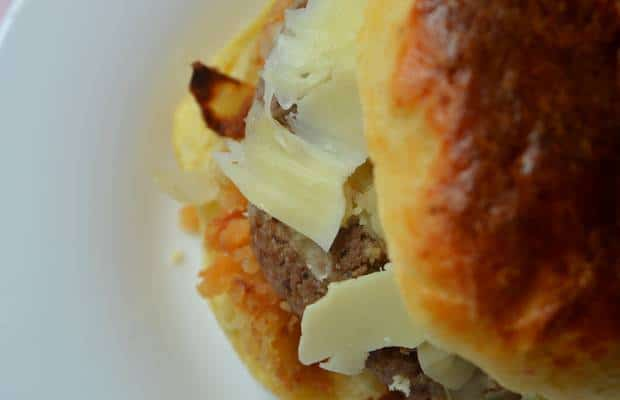 cheeseburger cantal