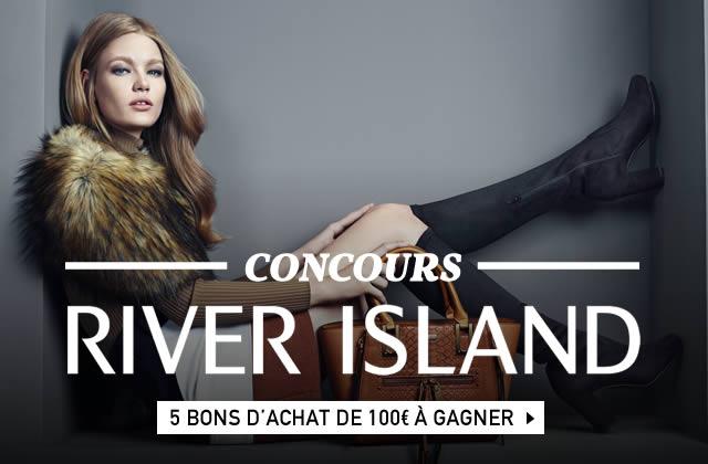 Concours — Deux looks River Island à adopter pour l'automne 2015