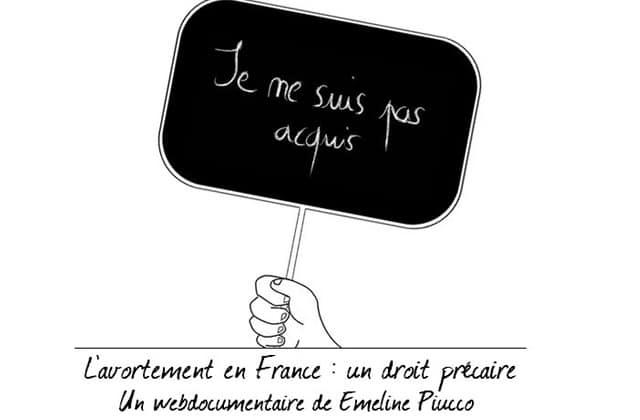 Le droit à l'avortement au cœur de «Je ne suis pas acquis», un webdoc engagé