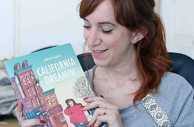 Pénélope Bagieu nous parle de «California Dreamin'» en interview