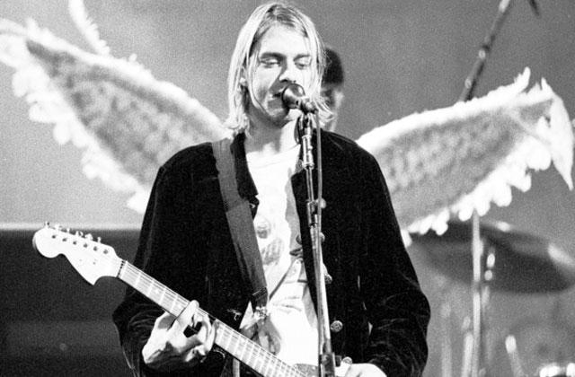 «Sappy», extrait du disque posthume de Kurt Cobain, en écoute sur le web