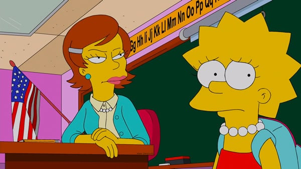 lisa-simpson-prof-meprisant