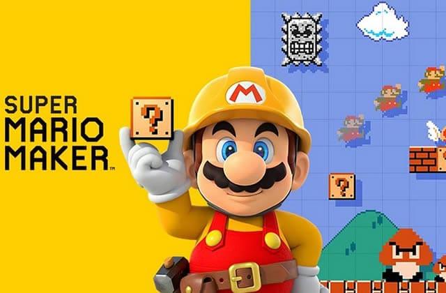 Mario fête ses 30 ans avec un jeu vidéo personnalisable !