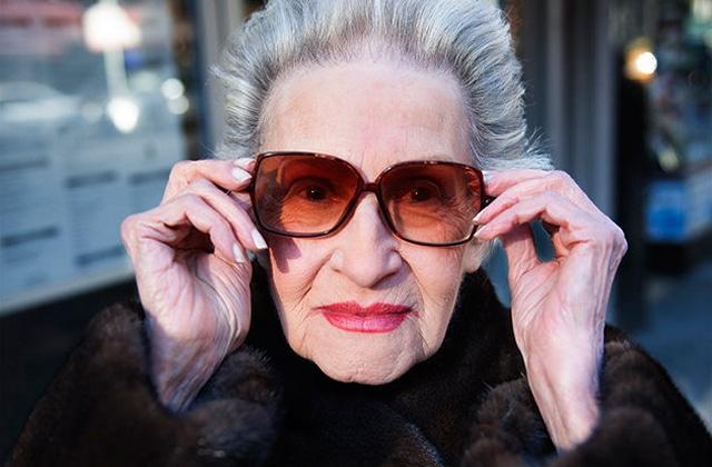 Dans «Pentimento», les mamies new-yorkaises stylées prennent la pose !