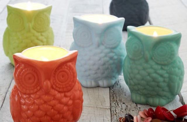 Sélection de bougies pour illuminer votre hiver