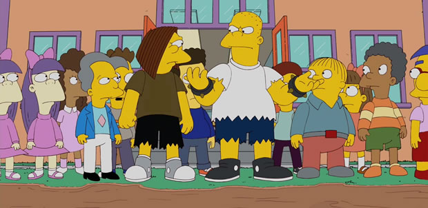 simpsons-ecole-bullies