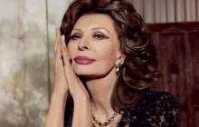 Sophia Loren est la nouvelle égérie du maquillage Dolce & Gabbana