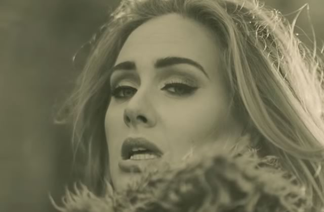 Adele sort son nouvel album, « 25 » !