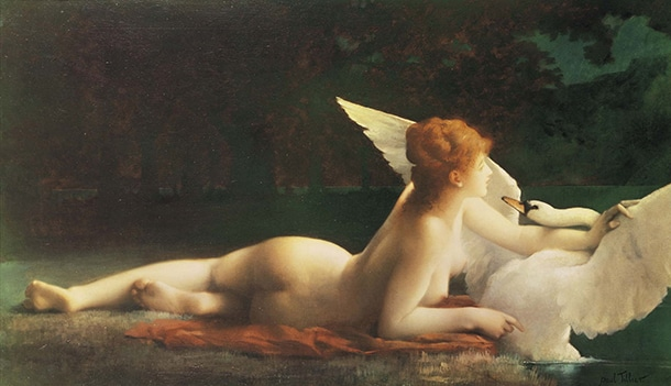 anecdotes-mythologies-coyote-peinture-leda