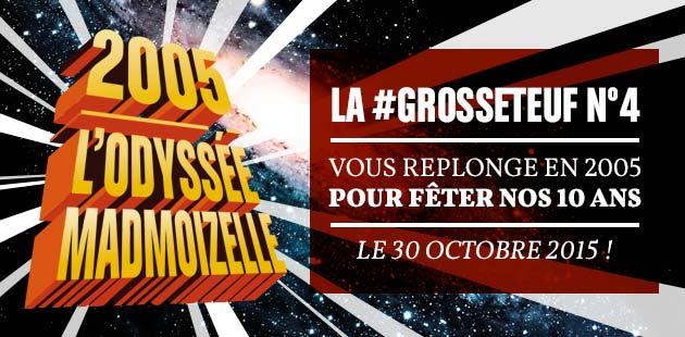 Fêtez nos 10 ans avec la #GrosseTeuf ce vendredi (on aura un karaoké !)