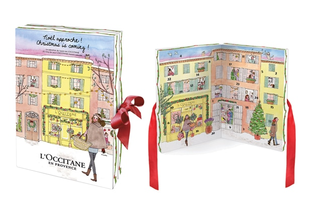 Calendrier De L Avant Occitane.Selection Calendriers De L Avent Beaute Pour Noel 2015