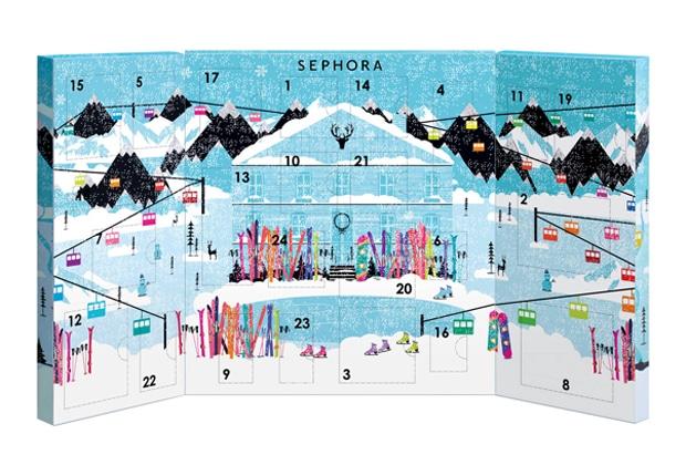 S lection calendriers de l 39 avent beaut pour no l 2015 - Calendrier de l avent papier toilette ...