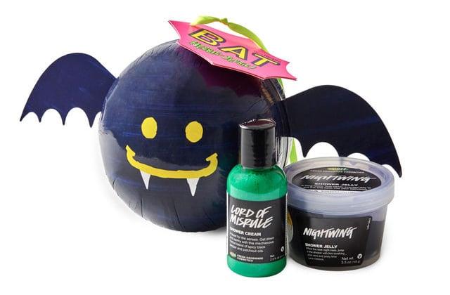 La collection de Lush pour Halloween est sortie !