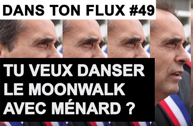 #DansTonFlux 49 — La Papamobile, moonwalk, et le Roi Lion