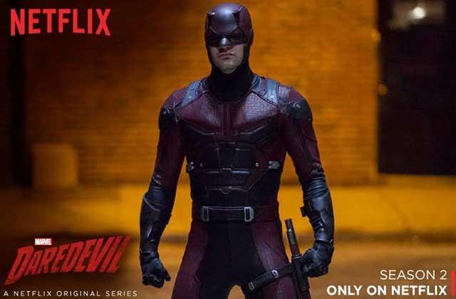 «Daredevil» saison 2 de Netflix a un nouveau trailer!