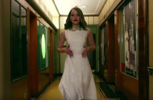 Emma Stone en danseuse déjantée dans «Anna», le nouveau clip de Will Butler