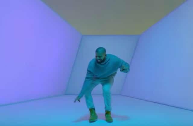 «Hotline Bling Drake Dancing», le mème du moment à base de danse WTF
