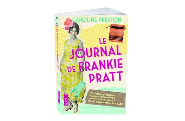 Concours — 15 exemplaires du « Journal de Frankie Pratt » à gagner !
