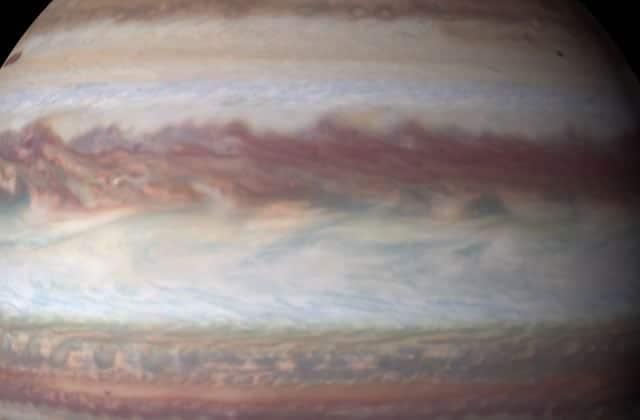 Jupiter comme on ne l'avait jamais vue dans une époustouflante vidéo