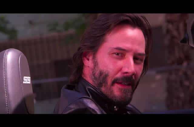 Jimmy Kimmel et Keanu Reeves réunis dans une version soft de «Fast and Furious»