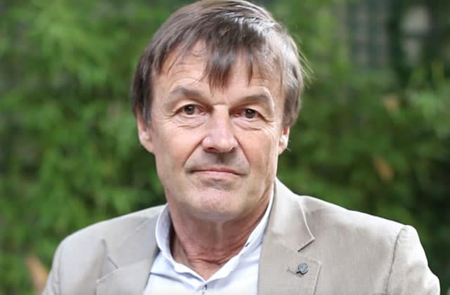 «L'utopie, c'est de penser qu'on peut continuer comme ça», nous explique Nicolas Hulot