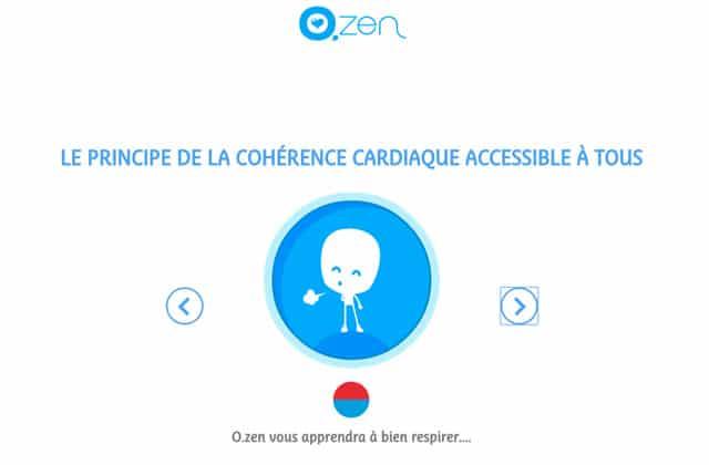 O.zen, la nouvelle appli Ubisoft qui vous aide à vous relaxer