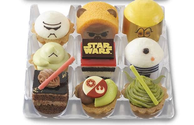 pâtisseries star wars yoda