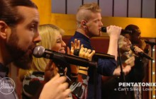 Pentatonix ambiance le Petit Journal en live avec «Can't Sleep Love»