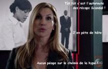 Scandal S05E04 — Le récap rigolo