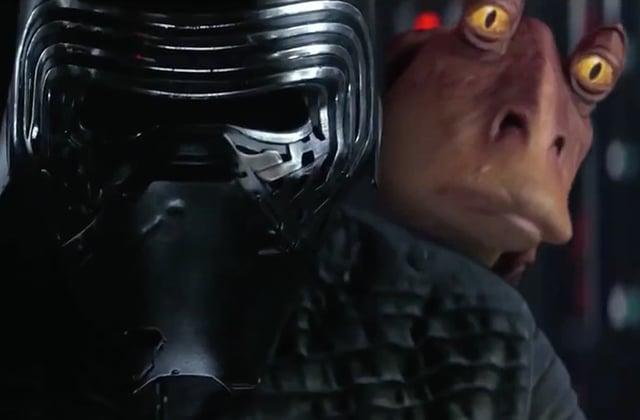 «Star Wars: The Binks Awakens», le trailer parodique avec beaucoup trop de Jar Jar