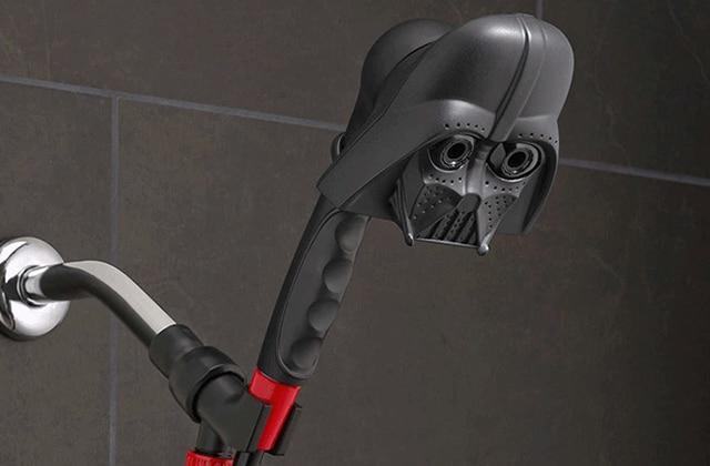 Star Wars dans votre douche, ou comment se laver dans les larmes de Dark Vador