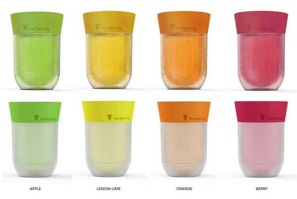 verres aromatisés right cup