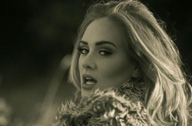 L'album «25» d'Adele en un medley de 4 minutes