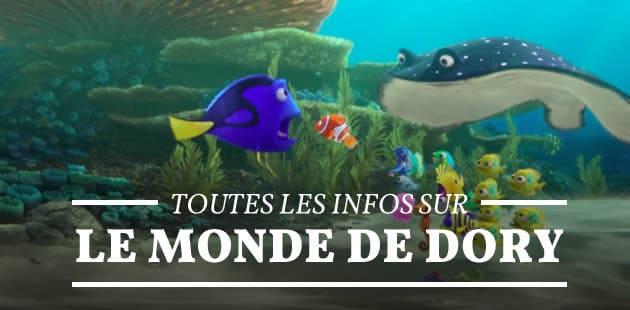 «Le monde de Dory» a une nouvelle bande-annonce!